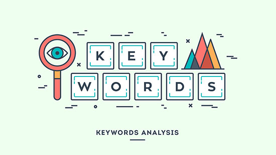 Search Engine Optimization: Keyword Analysis