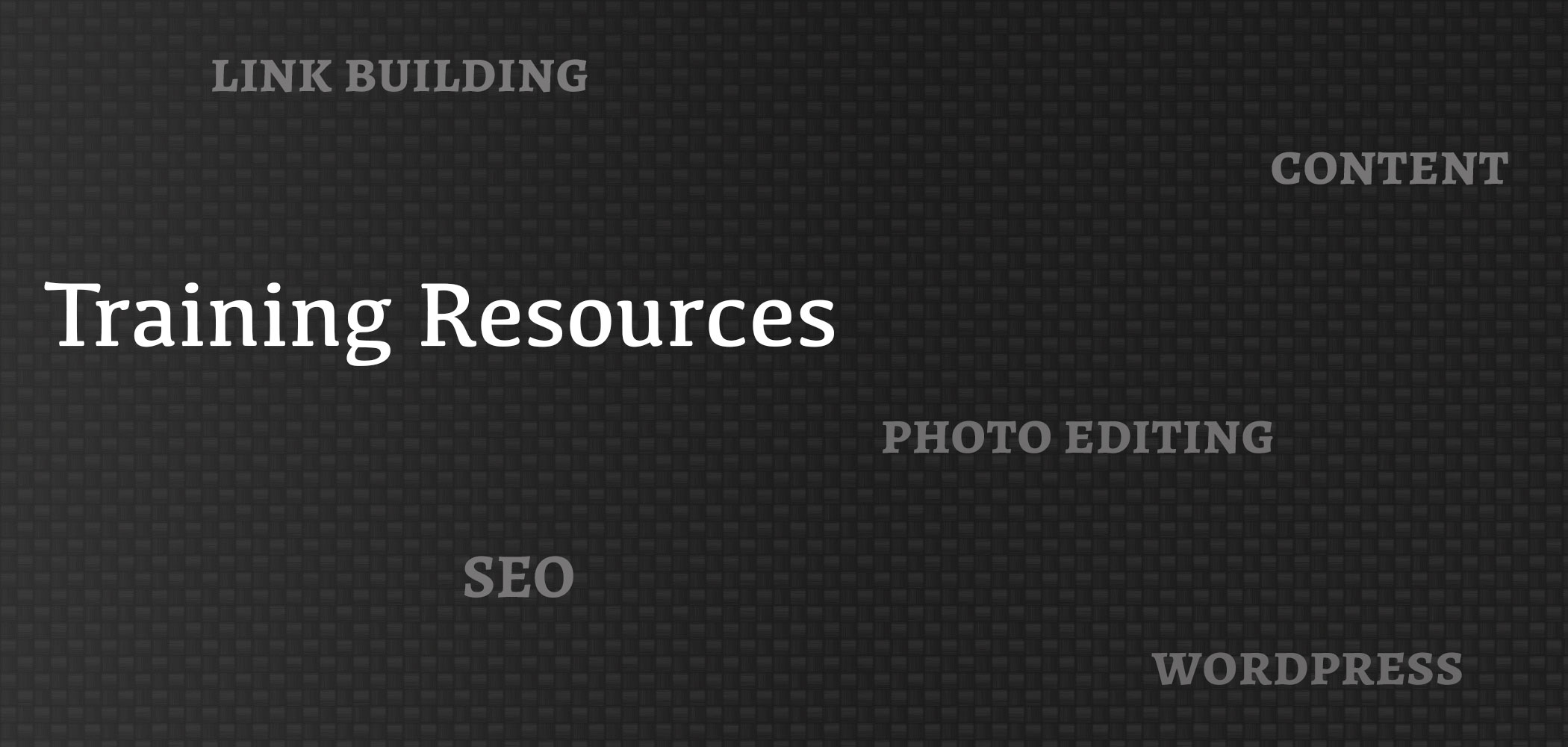 seo wordpress training resource center