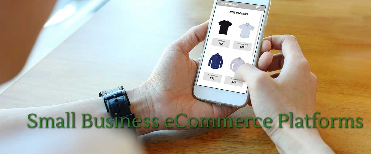 ecommerce small business